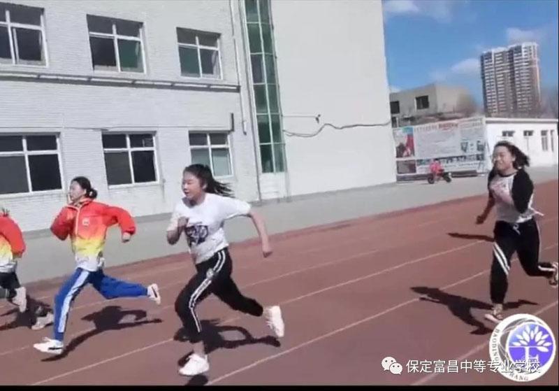 展青春风采,扬校运激情。——我校2019年春季运动会隆重召开